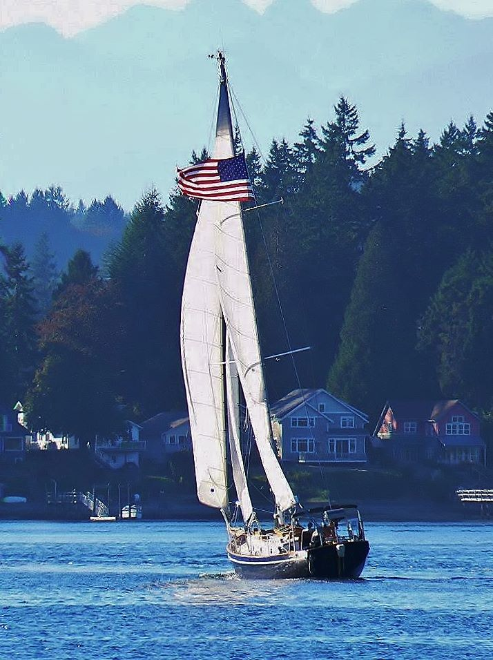 Cape George 36 gallery image with filename: capegeorge36-story-undersail.jpg